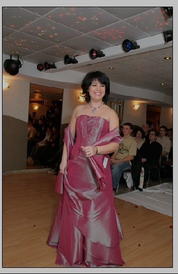wedding dress for bride mother