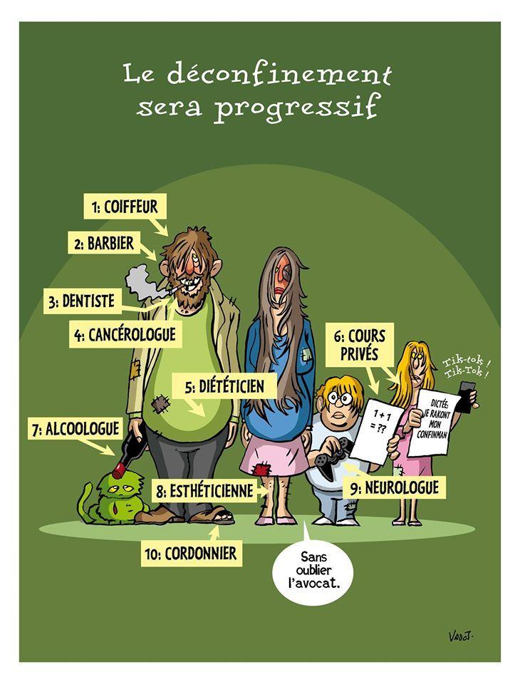 HUMOUR : Problèmes de déconfinement... à l'école...et ailleurs ? (Images) 8367d007d8da38d50b948a55c51907ef