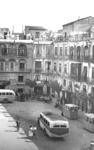 Plaza de Camachos Murcia.