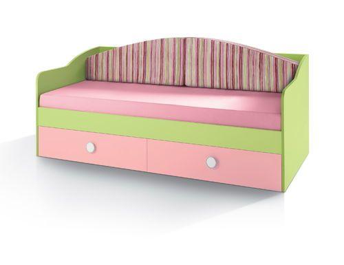 1000 idee su divano per bambini su pinterest mobili for Divano letto per bambini