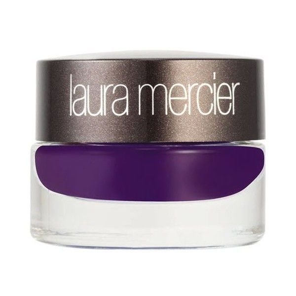 Laura Mercier Crème eyeliner (65 BRL) ❤ liked on Polyvore featuring beauty products, makeup, eye makeup, eyeliner, laura mercier, liquid eye-liner, oil free liquid eyeliner, oil free eyeliner and laura mercier eye liner