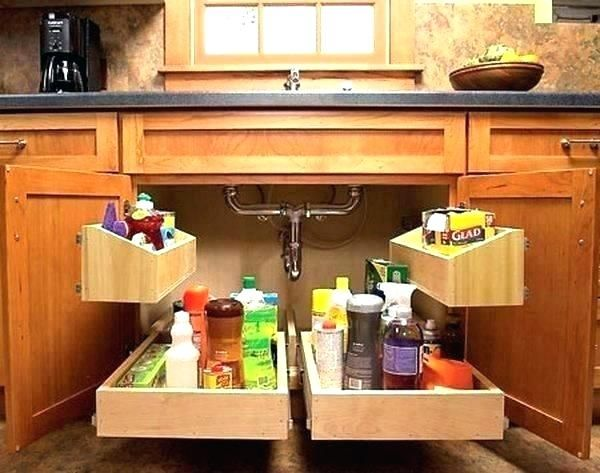 Under Sink Drawer Full Size Of Un Sink Storage Unit Bathroom Units Corner The Organizer Smart Furn Diy Kitchen Storage Under Kitchen Sinks Kitchen Sink Storage
