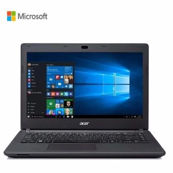 ซื้อเลย  ACER Aspire ES1-431-P1WG/N3710/4GB/500/W10H  ราคาเพียง  10,990 บาท  เท่านั้น คุณสมบัติ มีดังนี้ Intel® Pentium® quad-core processor N3710 (1.60 GHz) RAM 4 GB DDR3L HDD 500GB ,DVD-Super Multi double-layer drive OS : &Windows 10 Home Warranty : 1 Years Warranty (Parts & Labor) & 1 YearInternational Traveling Warranty