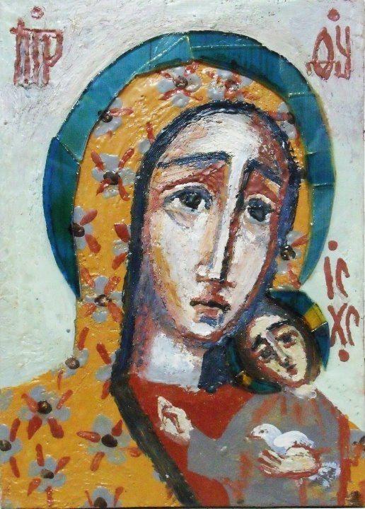 Анастасия Гордица - Современное сакральное искусство.   VK