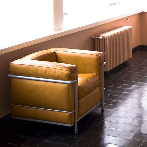 Grand Confort in Villa La Roche by Le Corbusier by fotofacade, via Flickr