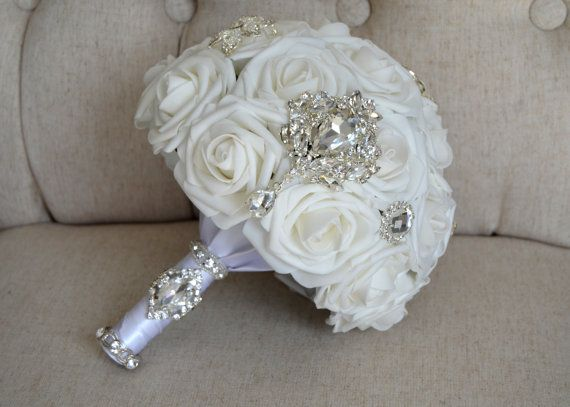 Best Bridal Bouquet Images On Pinterest Elegant Wedding