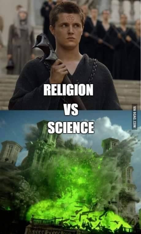 """Game of Thrones"" - Religion vs Science"