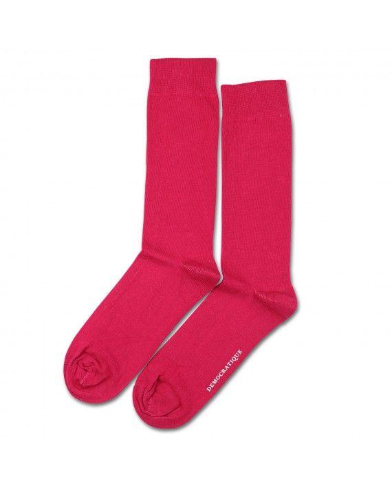 Democratique Socks Originals Solid Kirr Royale