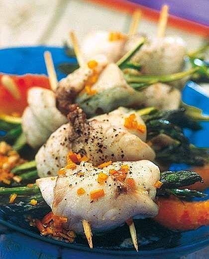 pesce con uvetta Light