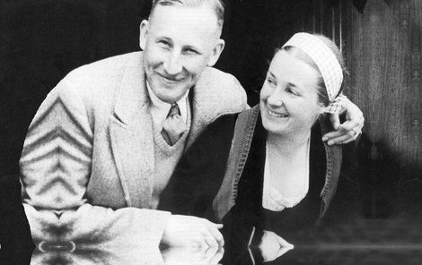 Reinhard and Lina Heydrich