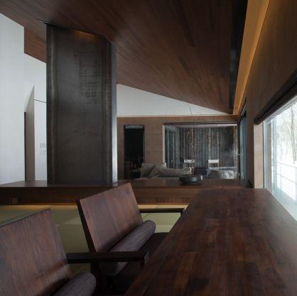 Washitsu Guest Villa | Onsen | Zaborin Ryokan 座忘林
