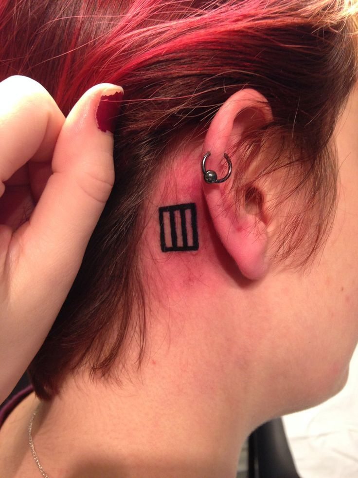 Paramore Tattoo 2! by The-Isabelle-Brinan on DeviantArt