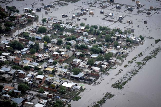 Flooding in La Plata, Argentina: A Wake Up Call