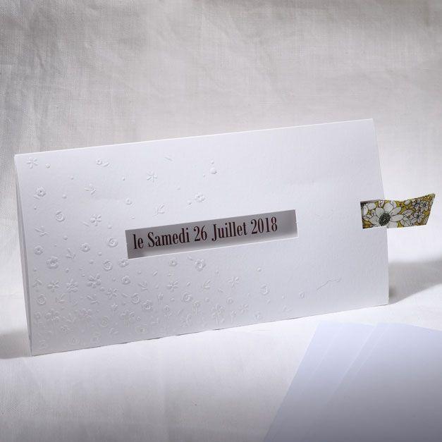 Assez Les 199 meilleures images du tableau Faire-part de Mariage  WH13