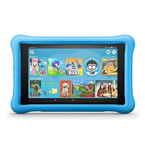 All-New Fire HD 8 Kids Edition Tablet, 8″ HD Display, 32 GB, Kid-Proof Case – Innovative Gadgets