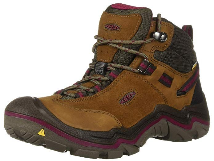 0f22ad7ecfa8c4 KEEN Women s Laurel Waterproof Mid Hiking Boot Review