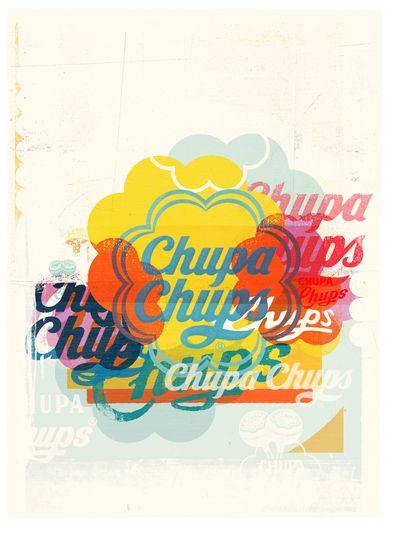 Chupa Chups Logos – Alex Williamson