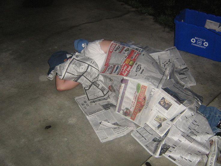 Homeless news - Guide de survie/Milieu urbain — Wikilivres