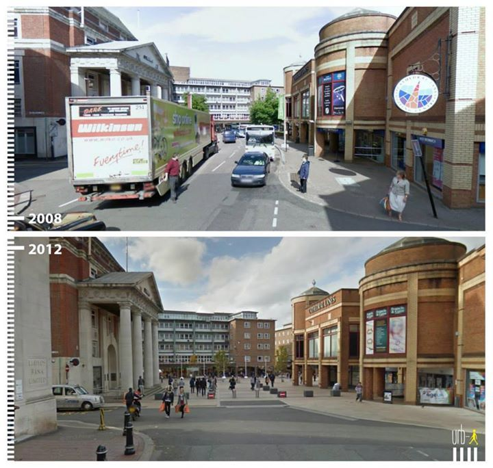 Broadgate, Coventry, UK
