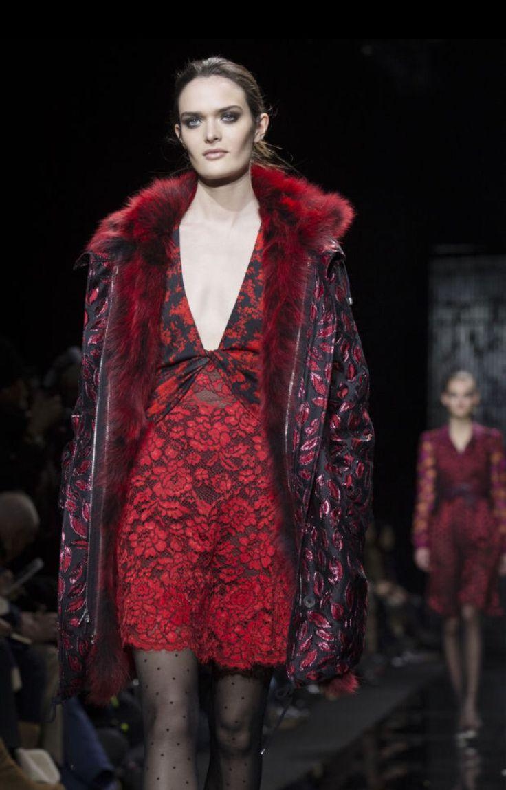 Diane Von Furstenberg NY Fashion Week 2015