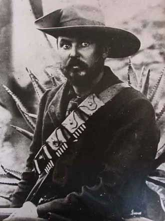 Boer General Louis Botha (1862-1919) First Prime Minister of South Africa