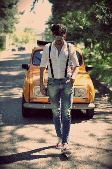 Coca-cola and vintage look | メンズファッションスナップ フリーク 男の着こなし術は見て学べ。