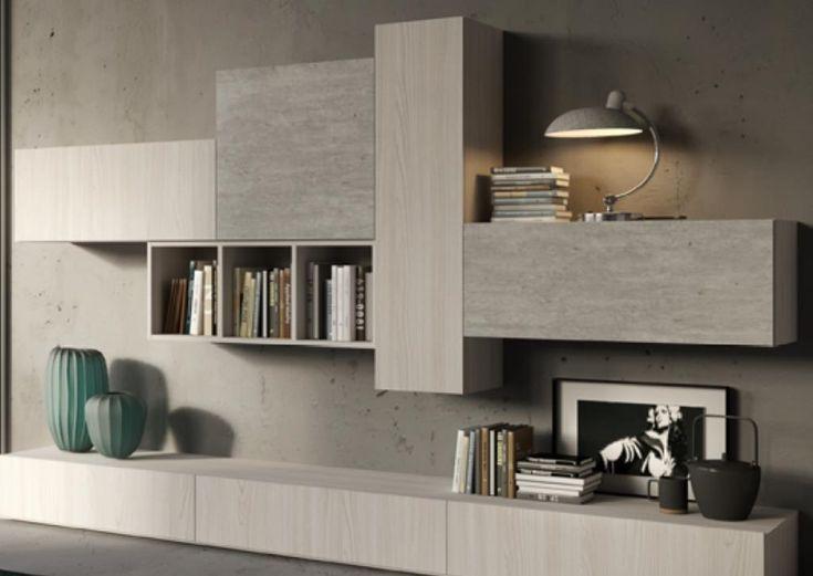 Oltre 25 fantastiche idee su soggiorno ikea su pinterest mobili ikea salotto bianco e - Pareti attrezzate moderne ikea ...