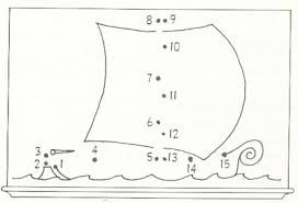 nephi builds a ship coloring page - image result for nephi 39 s boat church b of m nephi