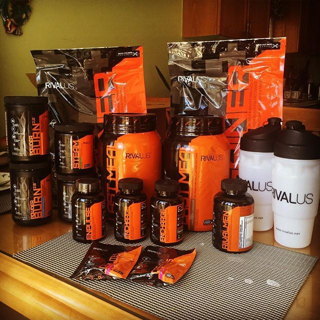 Thank you @rivalus for keeping me in check! Rivalus loyal for life 💪🏽 #rivalus #unrivaledperformance #rivalusnation #teamrivalus