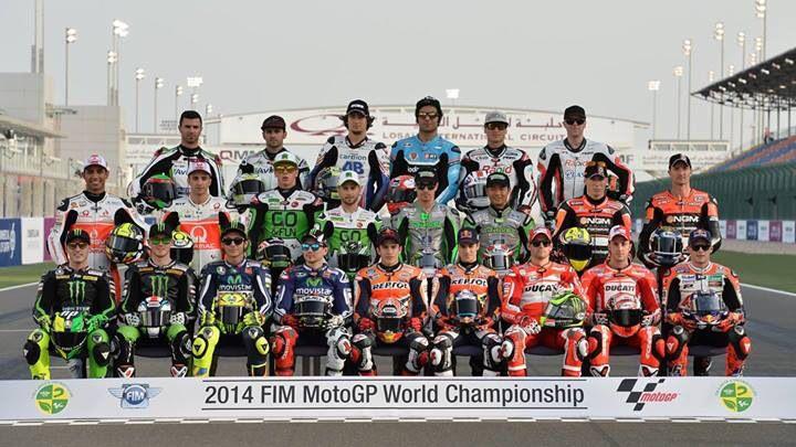 MotoGP class 2014