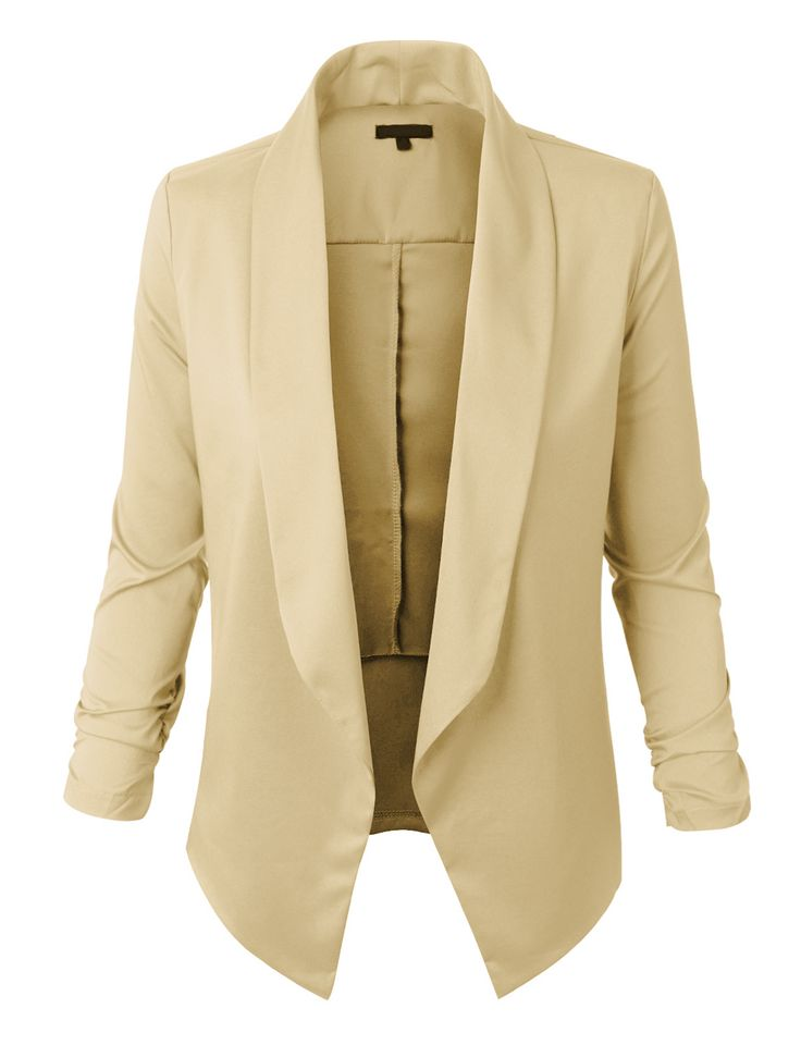 73 best WOMEN'S BLAZERS images on Pinterest