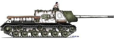 Risultati immagini per ISU 152 CAMO