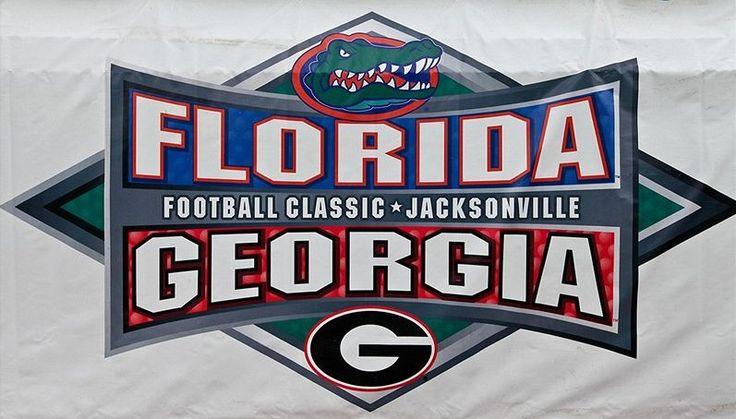 World's Largest Outdoor Infirmary: Florida vs. Georgia - Saturday ...