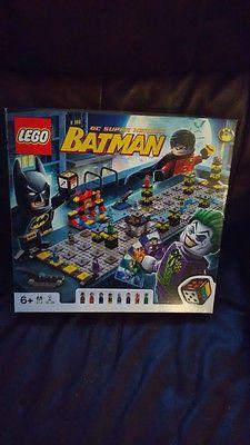 Lego #batman #board #50003 #board game bnib,  View more on the LINK: http://www.zeppy.io/product/gb/2/182453064821/