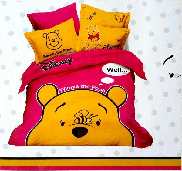 Winnie The Pooh 100% cotton bedsheet