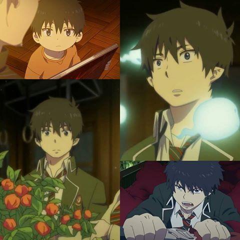 #rinokumura #aonoexorcist #anime #aonoexorcistmovie #blueexorcist
