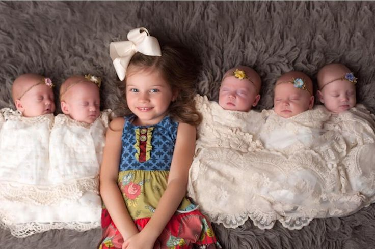 Best ideas about multiple kids multiple births and for Where is danielle s dad on outdaughtered