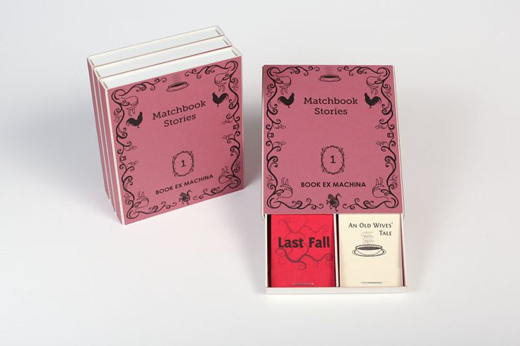 Matchbook Stories Issue