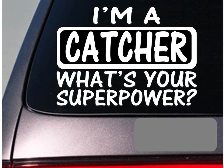 Softball Catcher Quotes Google Search Catcher Quotes Stickers Softball