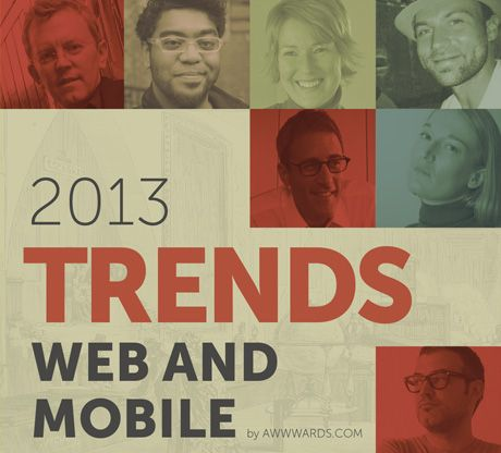 Web Design and Mobile Trends for 2013 #Free #eBook