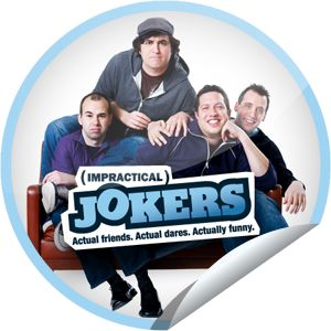 Impractical Jokers Season 1 Fan