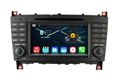 Quad Core Android 5.1.1 1024*600 LCD Car DVD GPS for Mercedes-Benz W203 W209 W219 C180 C200 C220 C300 C320 C350 CLK240 CLK270 BT