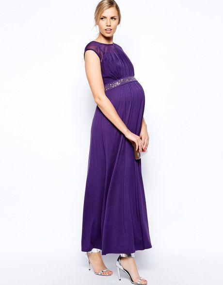 Purple Maxi Dress | Dressed Up Girl