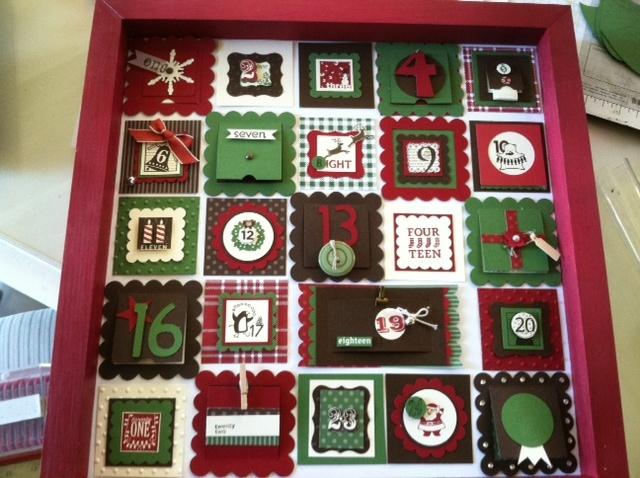 Advent Calendar | Crafts | Pinterest