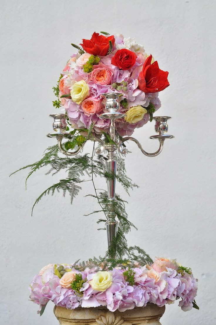 Flowers Garden Weddings: Centerpieces