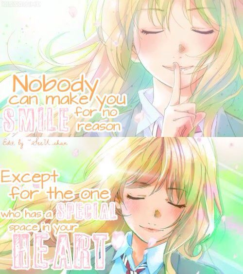 Anime: you lie in april