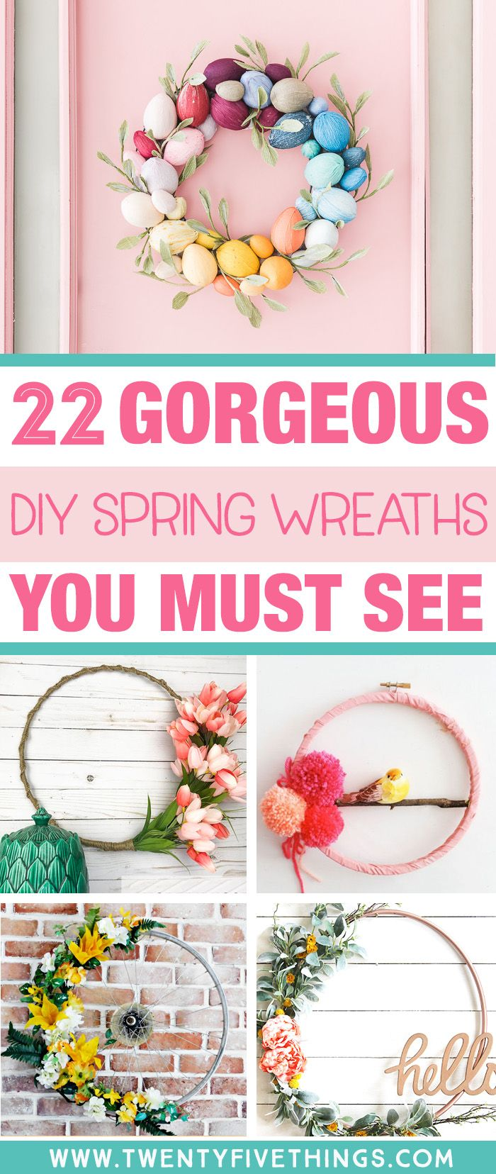 Spring Must Have Items: Best 25+ Spring Decorations Ideas On Pinterest