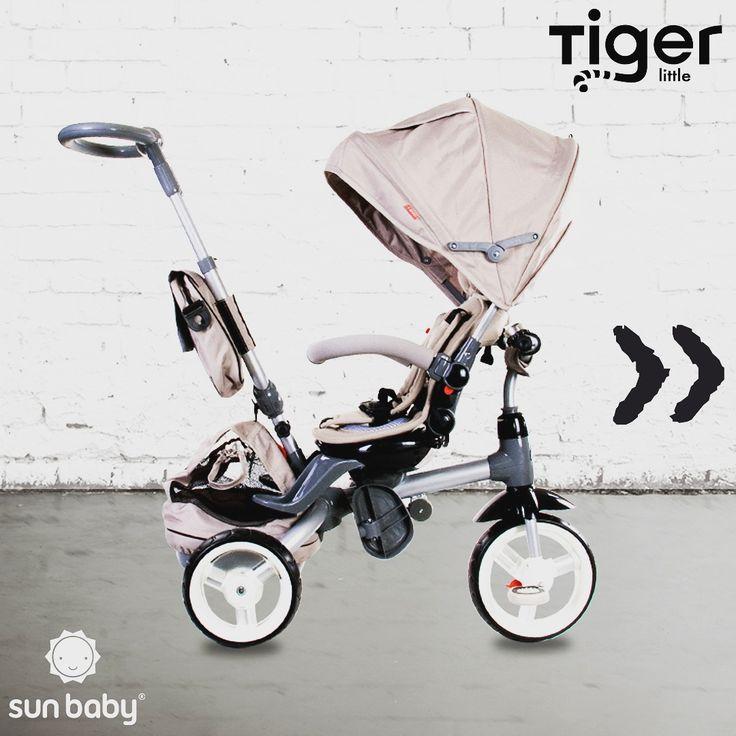 """Polubienia: 111, komentarze: 27 – Sun Baby (@sun_baby_pl) na Instagramie: """"Wiedzieliście, że Little Tigera można dostosować do wieku waszego maluszka? 😊 #littletiger…"""""""