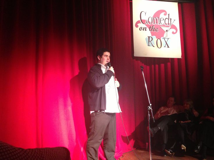 Comedy on the Rox