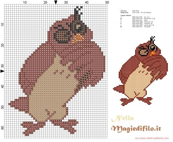 Owl friend of Winnie the Pooh